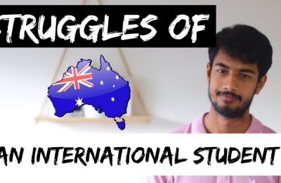4 STRUGGLES of EVERY International Student