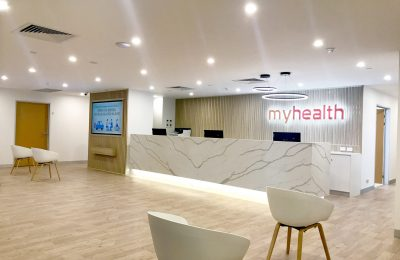 Myhealth M-City Clayton